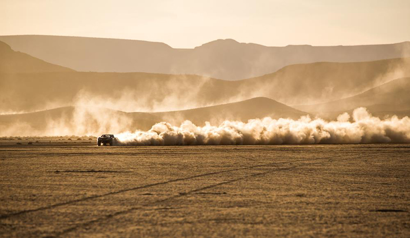 Join the off-road community in protecting the desert landscape
