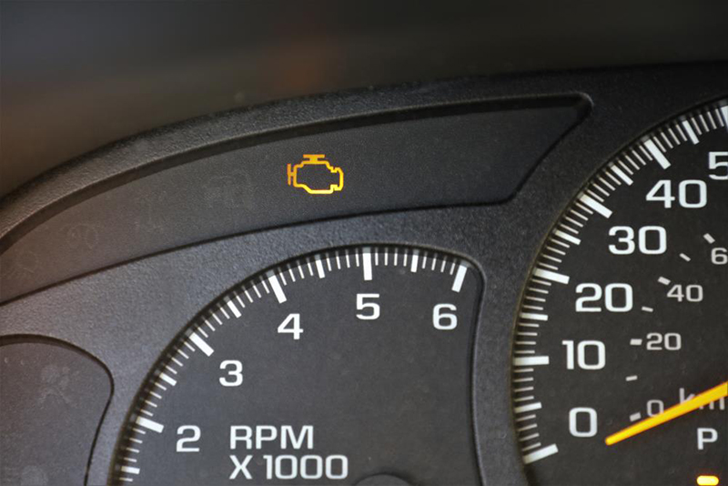 Top 10 Most Common Check Engine Light Repairs K N