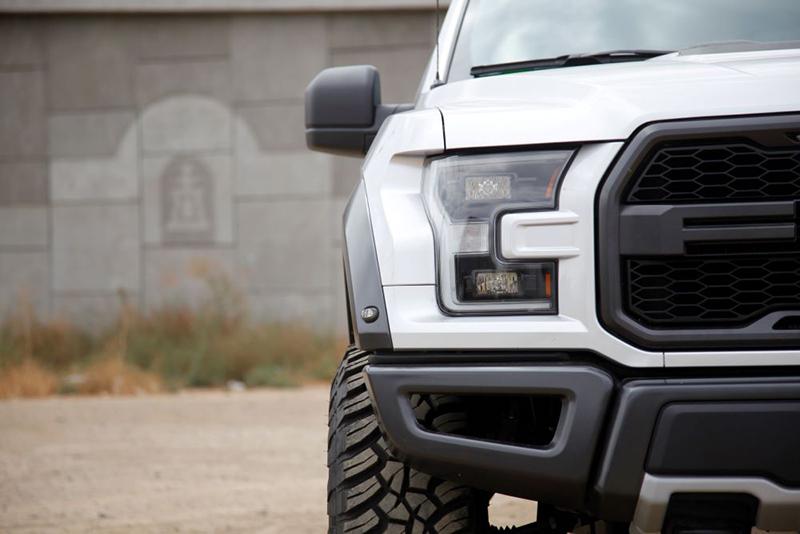 2017 Ford Raptor 3.5L
