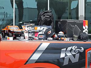 k&n giveaway prizes