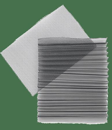 pleated epoxy screen  mesh