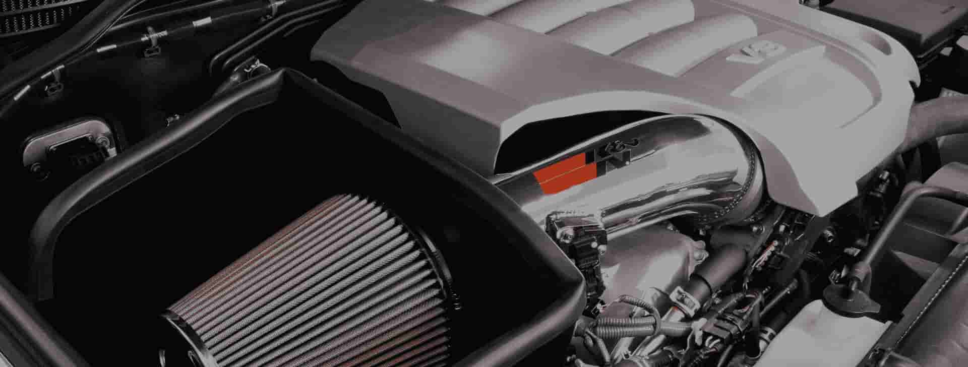Cold Air Intake Systems Improve Your Vehicle's Performance