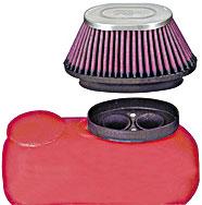 K&N Airbox Adaptor