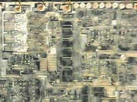 Extreme magnification of the MAF processor
